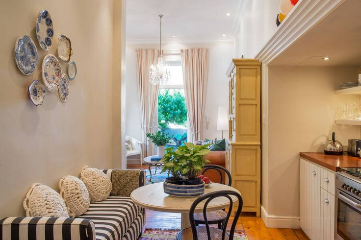 Victorian garden maisonette in city - Apartments for Rent in Cape Town