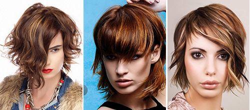 Модный цвет волос - 2015 - 2016. Модное окрашивание, мелирование 2016.