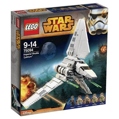 imperial shuttle tydirium de lego star wars rf 75094 moins cher en ligne piles