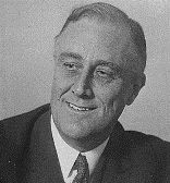 FDR: 32nd President of the United States