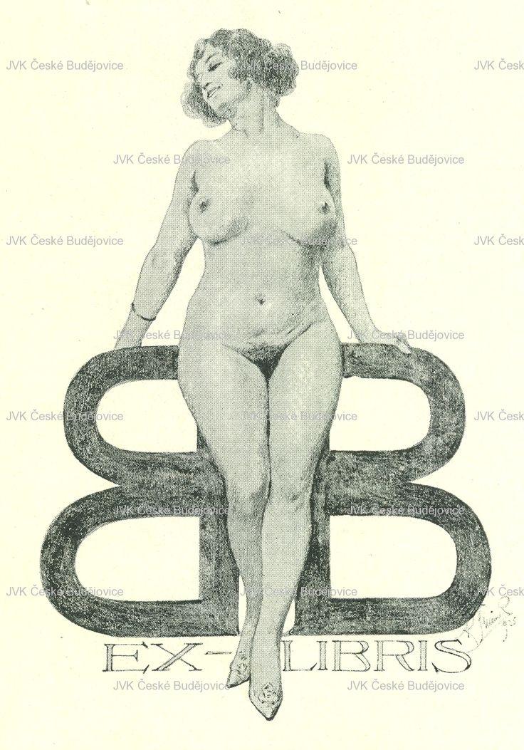 BB exlibrisBB exlibris [grafika] Osobní jménolupa Šimůnek, Karel, 1869-1942 (Autor exlibris) Vyd.údaje[S.l. : s.n.], 1925 Fyz.popis1 exlibris : zinkografie ; 14,4 x 10,7 cm PoznámkySignováno. Majitel exlibris: BB. Rozměr obrázku: 10 x 6,5 cm. Popis obrázku: Akt opírající se o monogram. Počet exemplářů: 1 Historie vlastnictvíZe sbírky Svatopluka Samka Dal.odpovědnostlupa Beneš Buchlovan, Bedřich, 1885-1953 (Dřívější majitel) Předmět.heslalupa exlibris Konspekt76 - Grafické umění…