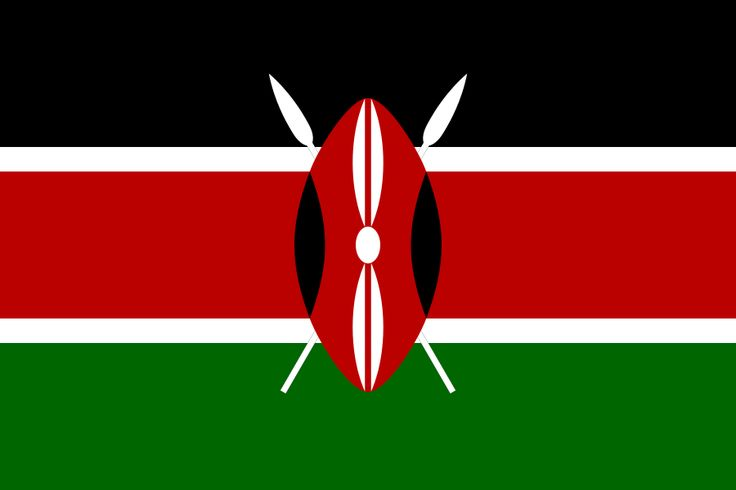 Flag of Kenya - Kenya - Wikipedia, the free encyclopedia