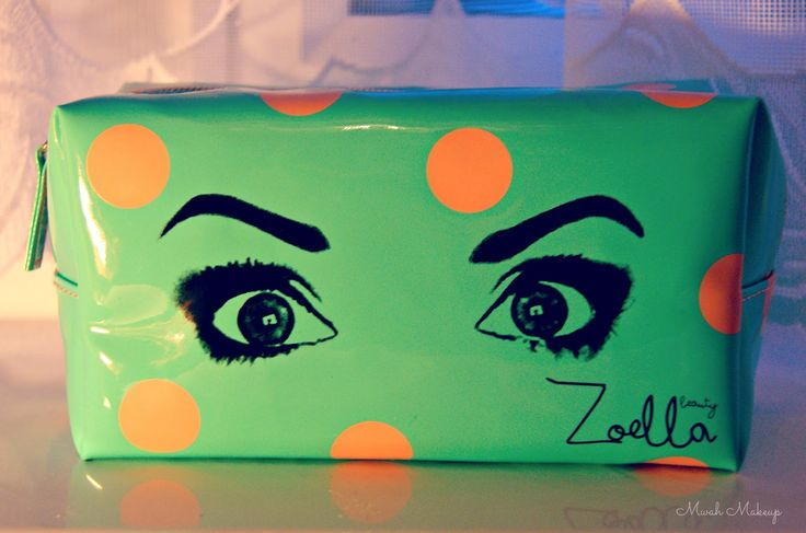 Mwah Makeup Zoella Makeup Bag