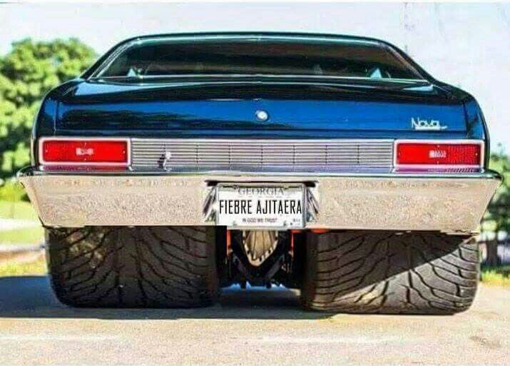 Big tire cars