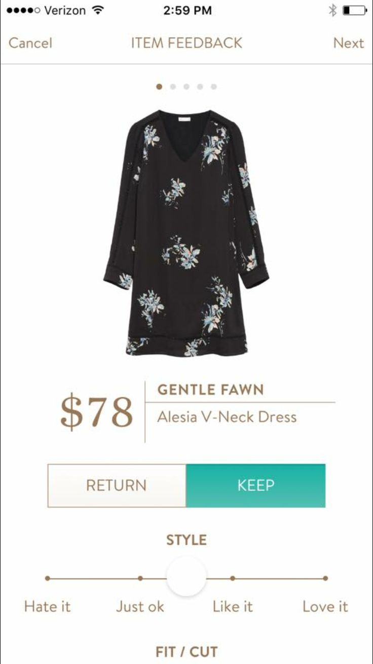 Might not be enough black for what I need but love the shape and pattern of this dress.