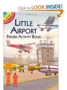 Little Airport Sticker Activity Book (Dover Little Activity Books): A. G. Smith: 9780486412726: Amazon.com: Books
