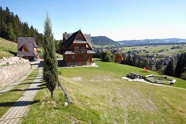 domek  Łosiek