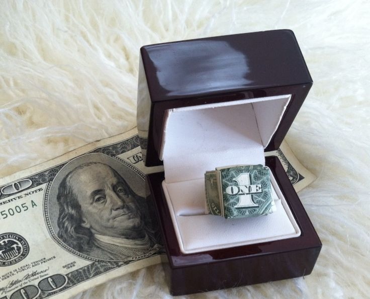 Wish i had found this before Christmas! No more boring money cards... just need an ample supply of ring boxes...