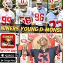 Download the Ronbo Sports app to join the show Watch Youtube live: https://youtu.be/JQ92a8c3geo Starting at 7:00 PM PDT Deforest Buckner during last week received praise from Rival Seahawks defensive tackle Michael Bennett. Solomon Thomas has been given the nod by Demarcus Ware, Warren Sapp, and Charles Haley. Reuben Foster has playmaker written all over him. Rashard Robinson brings skills, confidence and attitude enough for the entire group of newest #49ers recruits. It's being kept on the…