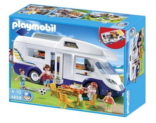 les 25 meilleures id es de la cat gorie camping car playmobil sur pinterest car playmobil. Black Bedroom Furniture Sets. Home Design Ideas