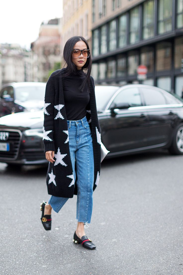 Get inspired by the best street style outfits spotted at Milan Fashion Week. See them all here: