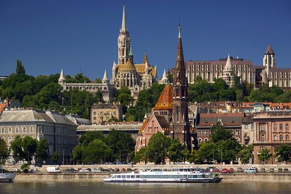 Walking tour of Budapest is both fun filled and informative. You can explore the history, society and architecture of Hungary through this tour. The tour ends with fisherman's bastion.