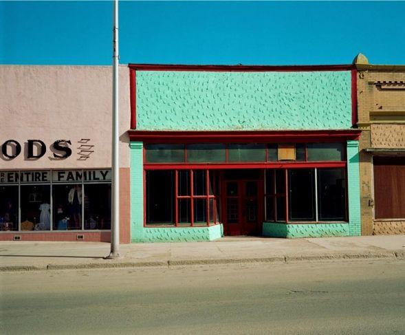 Вим Вендерс. «Entire Family», Лас-Вегас, штат Нью-Мексико. 1983. Предоставлено галереей Blain Southern, Лондон