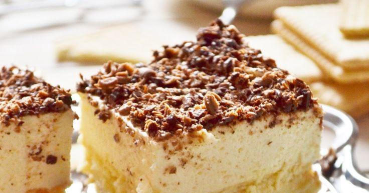 Z miłości do słodkości...: Ciasto z masą cytrynową