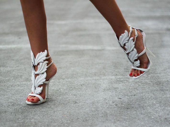 Kanye West Heels