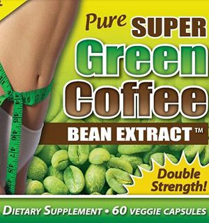 Pure Green Coffee Bean Natural Extract