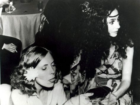 joni mitchell and cher