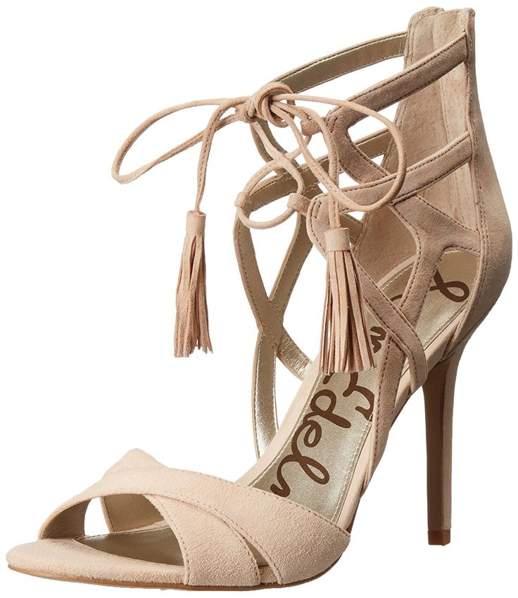 Sam Edelman Women's Azela Dress Sandal -- Quickly view this special  product, click the image : Lace up sandals