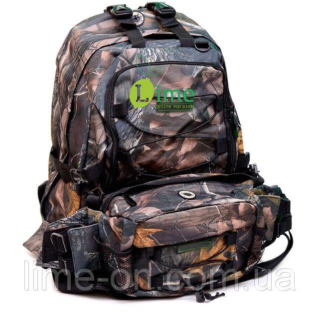 Туристический рюкзак 40L + поясная сумка - Отличное качество, быстрая доставка по всей территории Украины - online магазин Lime I Тел. (050) 305-302-7, (097) 843-85-86