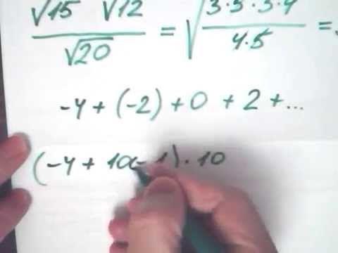 Найти сумму членов арифметической прогрессии. Теперь разберемся с тем, как найти правильного репетитора в сложившейся ситуации. Как правило, на таких сайтах указываются прямые контакты и условия сотрудничества с конкретным учителем. Итого, репетитор по математике срочно нужен в следующих условиях.