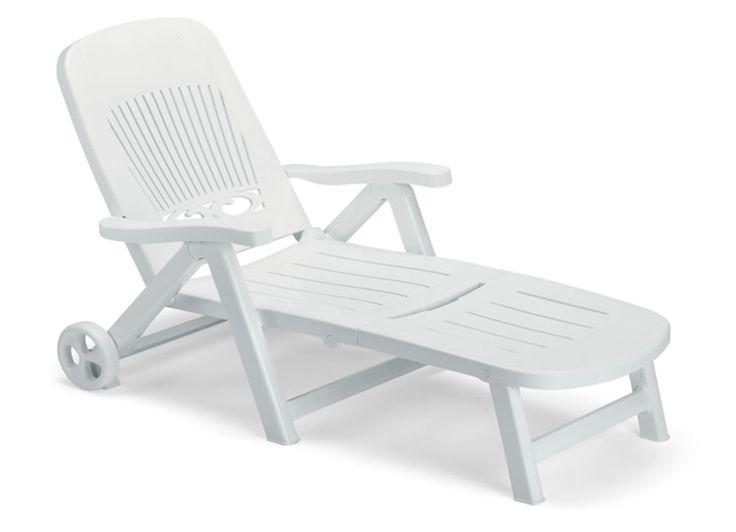 Splendido Lettino chiudibile bianco http://www.ambientipiu.it/prodotti/splendido-lettino-chiudibile-bianco-3423.asp