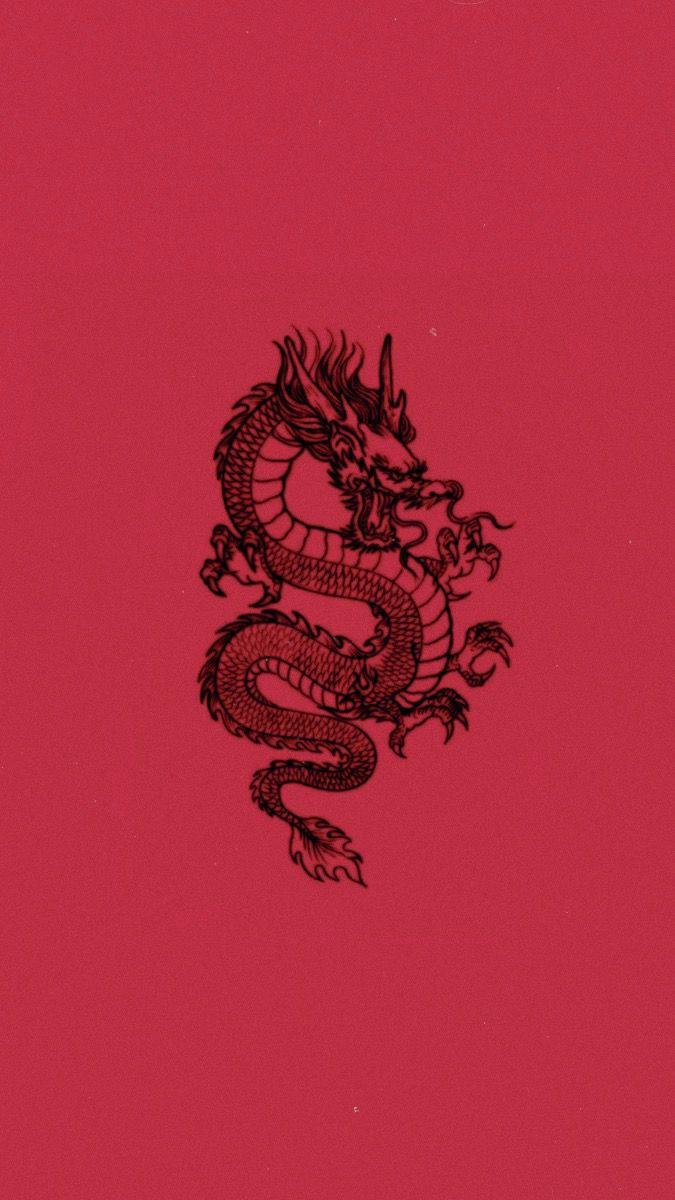 Red Dragon Wallpaper Dragon Wallpaper Iphone Edgy Wallpaper Emo Wallpaper