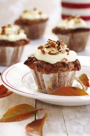 Patatmuffins | SARIE | Sweet potato muffins
