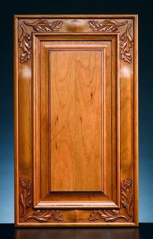 california door corp for custom carved cabinet doors.