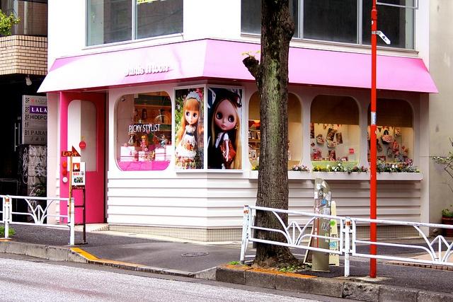 Junie Moon Blythe store