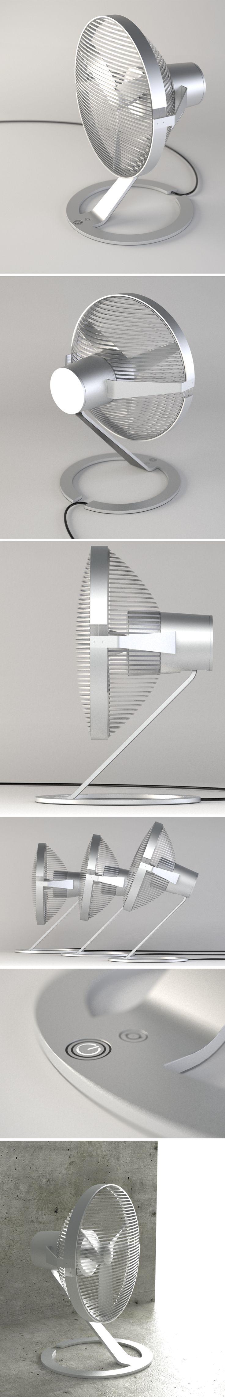 Sweet fan design by : http://www.rationalistdesign.com/