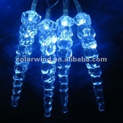 icicle lights wight solid or patterned blinking color changing or white dripping christmas icicle lights - Dripping Icicle Christmas Lights