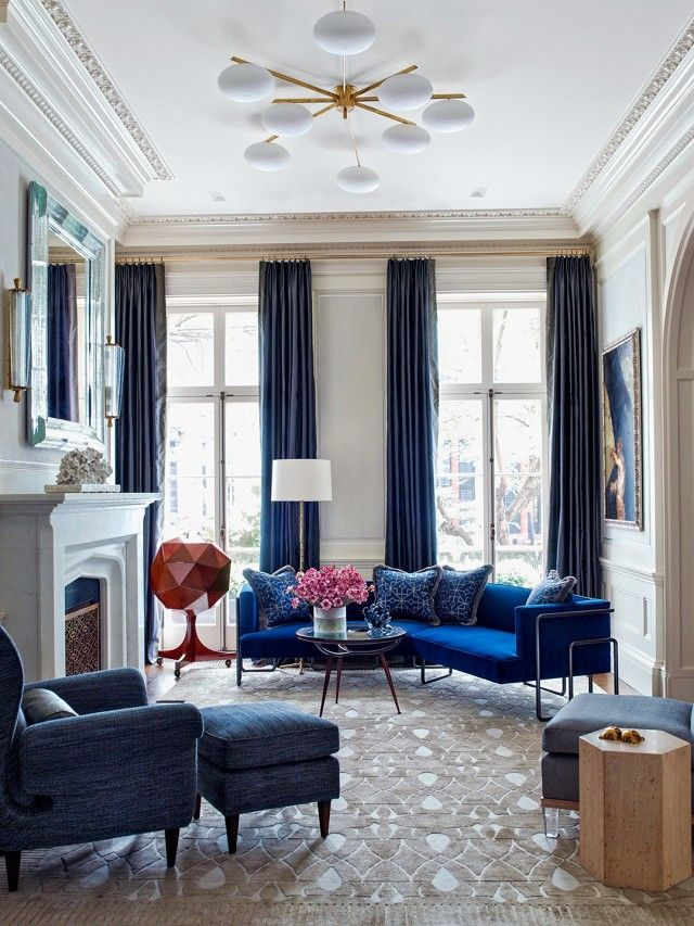 Before and After: A Magnificent NYC Townhouse Restoration – Shelby Leanne
