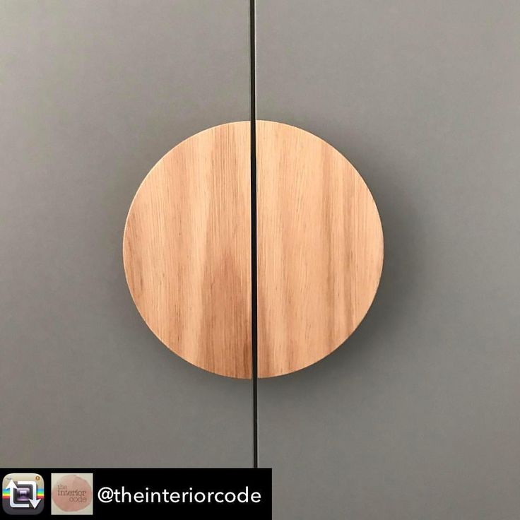 See this Instagram post by @auburnwoodturning • 146 likes Flat half moon handles cupboard handles. Nice mix of colours and perfectly aligned with the door edges, lovely example of flat half moon handles in situ. Thanks to @theinteriorcode for sharing!