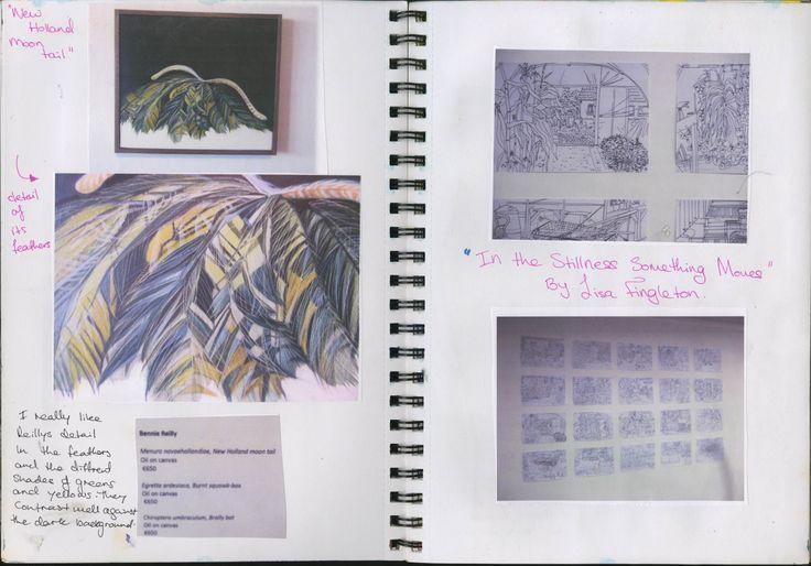 clonmoris art trip page
