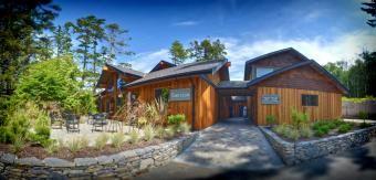 Long Beach Lodge Resort, Tofino, Vancouver Island BC