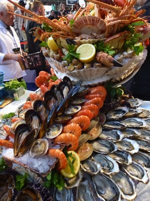 Plateau de fruits de mer                                                                                                                                                                                 Plus