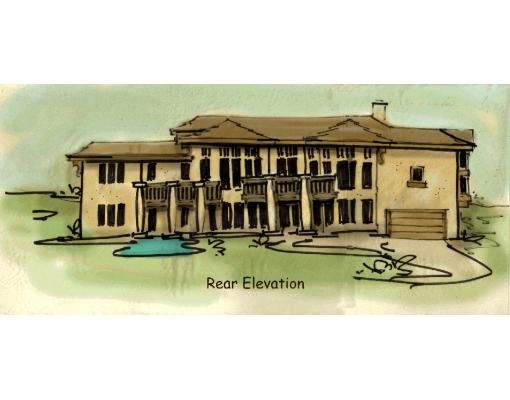 Fantasy style house plans house plans for Fantasy house plans