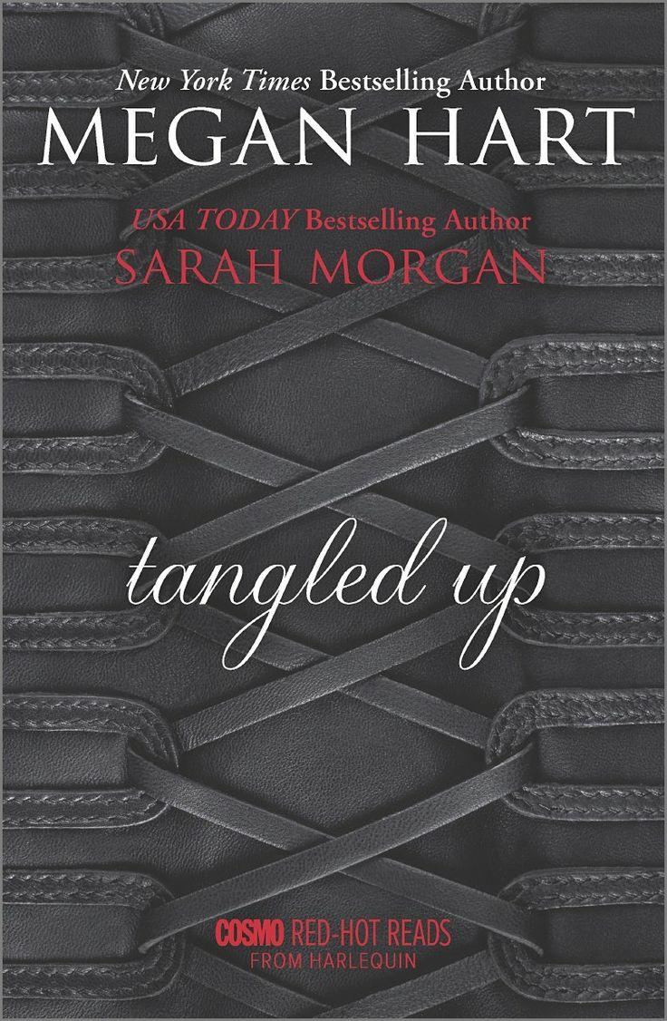 Tangled Up: Crossing the Line\Burned: Megan Hart, Sarah Morgan: 9780373622443: Amazon.com: Books