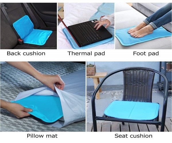 Cooling Gel Pad Cooling Gel Pad Gel Pillow Best Pillow