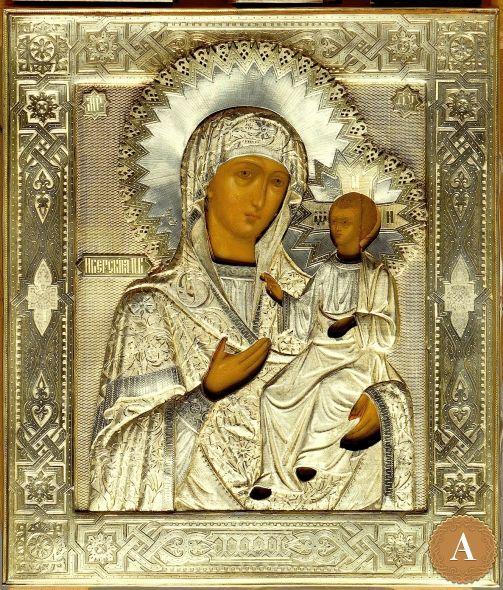 Икона «Богоматерь Иверская»