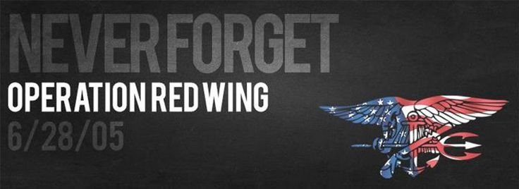 Never Forget Marcus Luttrell