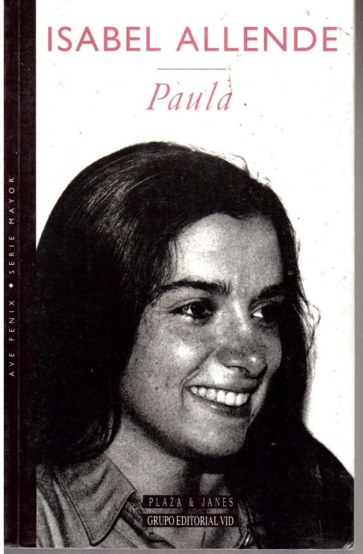 Paula - Isabel Allende #Spanish #Books