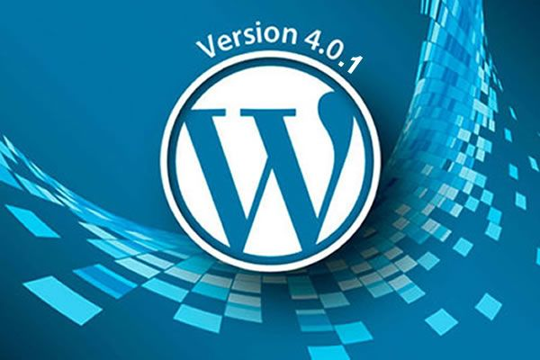 WordPress 4.0.1 Security Release. Is a critical security release for all previous versions and we strongly encourage you to update your sites immediately.