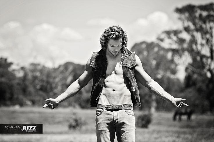 Photograph Denim Daze I by Rachel (Juzz Photography) Houlahan on 500px A series of shots I did for Big Ink Magazine, Denim Daze #juzzphotography #drewsouthwell #hannahallen #lesliehenshaw #model #malemodel #denim #canberra