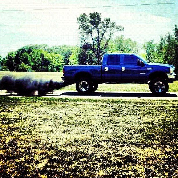Big truck haha