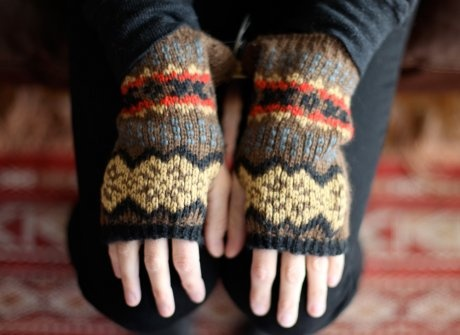 160 best Knitting :: Mittens & Gloves images on Pinterest ...