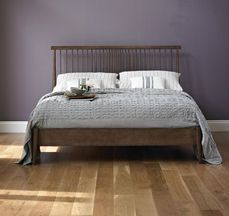 Post image for new ercol bed for John Lewis. Sama.  £799 (not sure which size)