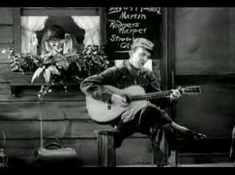 Jimmie Rodgers - Blue Yodel No 1 (T For Texas)