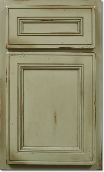Glenbrook Door And Drawer Maple Wood Durango Finish