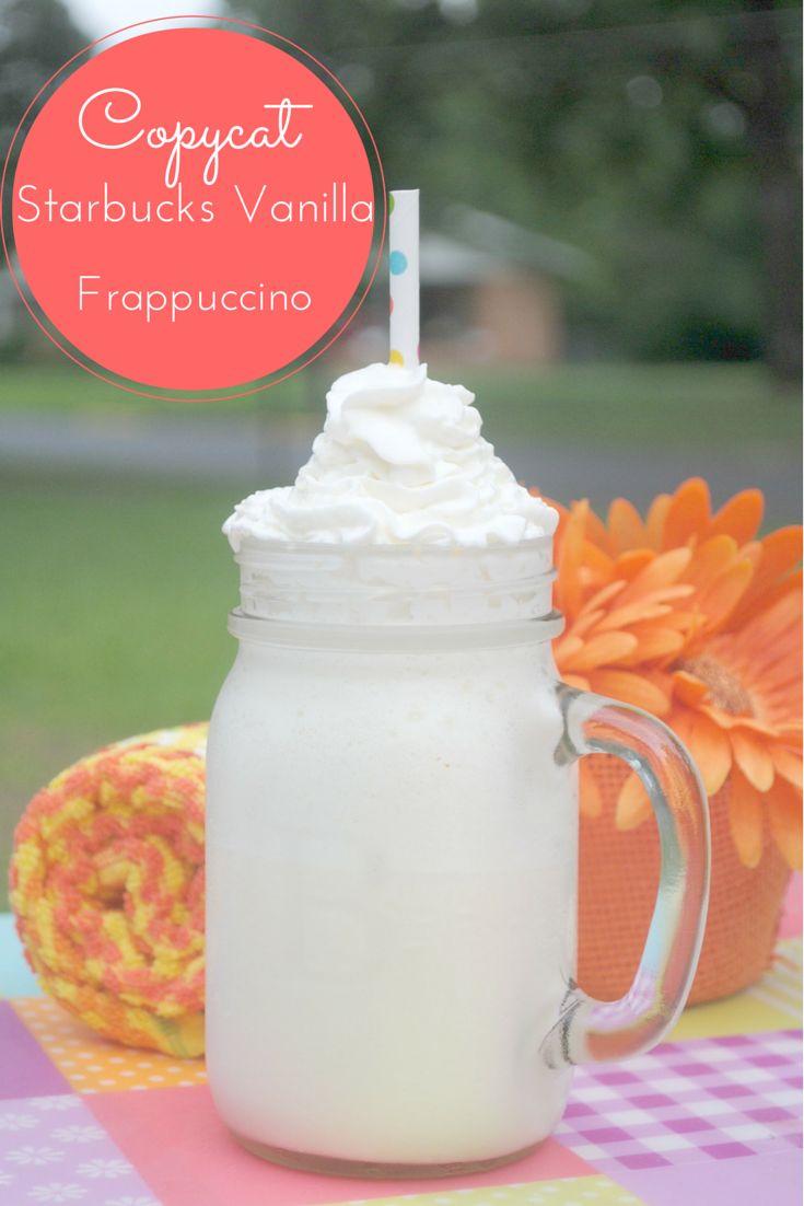Starbucks Vanilla Frappuccino
